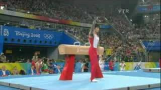 2008北京オリンピック 体操男子個人総合 内村航平