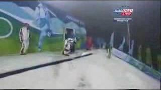 女子モーグル決勝ラウンドバンクーバーオリンピック