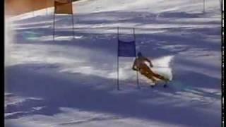 カルガリーオリンピック 女子大回転 シュナイダー