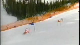 カルガリーオリンピック 男子スーパー大回転