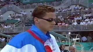 アトランタオリンピック 競泳男子100m自由形 決勝
