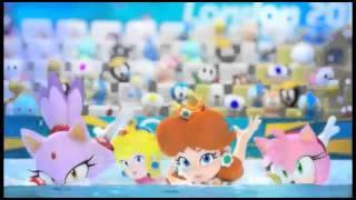Wii『マリオ&ソニック ATロンドンオリンピック』 オープニング