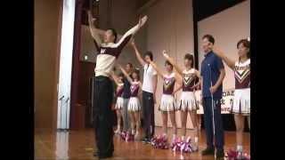 2012早稲田大学ロンドンオリンピック・パラリンピック壮行会(第1回)