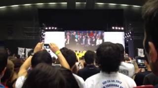 2020年東京オリンピック【大盛上がり】オリンピック決定の瞬間!!