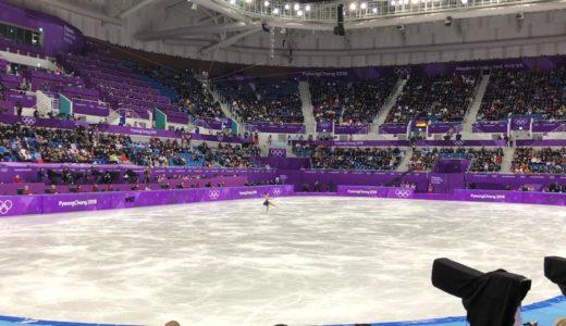 現地映像★坂本花織選手フィギュアスケート女子SP平昌オリンピック2018年2月21日