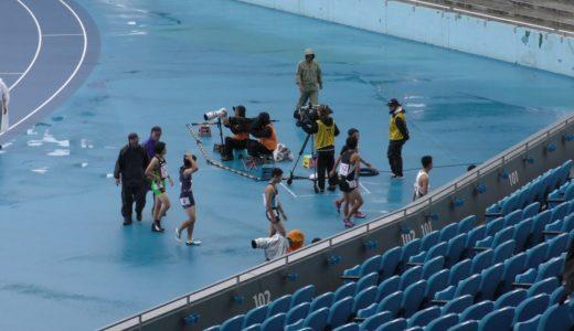 C男子100mチャレンジ3組 ジュニアオリンピックR01