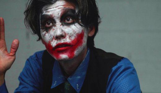ジョーカーが教える東京オリンピックを無事開くたった1つの方法【取り調べ名シーン】(The interrogation of Joker ~RAW~)