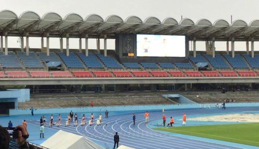 2019  ジュニアオリンピック 女子C 100m 決勝
