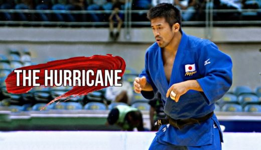 THE HURRICANE JUDO STYLE - MASAHIKO TOMOUCHI [塘内 将彦]
