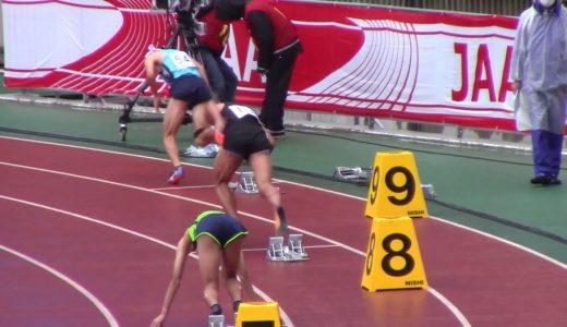 2020全中陸上 男子400m予選