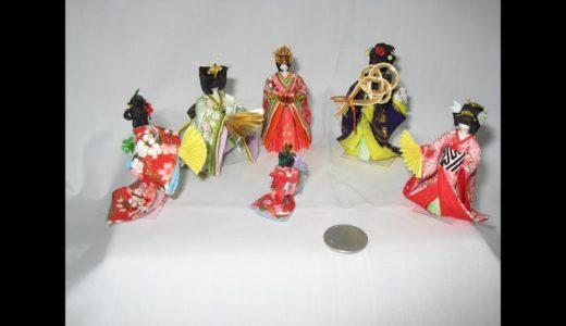 ミニ和紙人形オリンピック