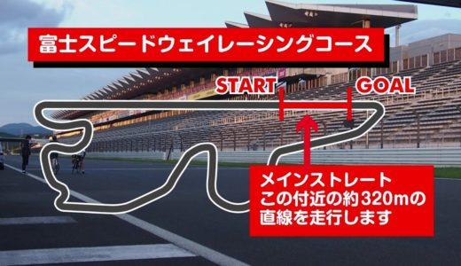 【静岡県】東京2020大会情報 オリンピックロードコースを走ってみた!ロードレースの自転車はどれくらい早いのか?富士スピードウェイで、色々な自転車で走ってみました。