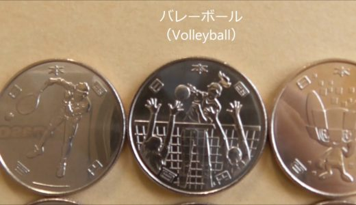 【第4次】2020東京五輪(オリンピック・パラリンピック)の500円(風神・雷神)及び100円記念硬貨 2020Tokyo Olympic Paralympic memorial coins【4th】