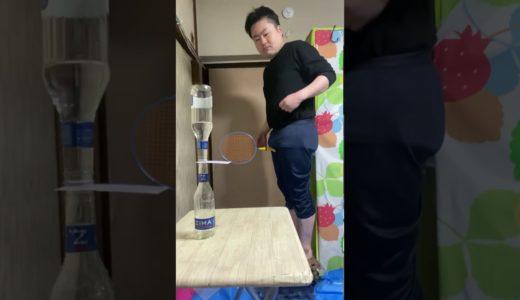 【バドミントン】Badminton Challenge【かわいい】【スポーツ】【オリンピック】